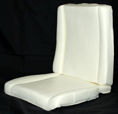 seat foam top and bottom galaxie 1964