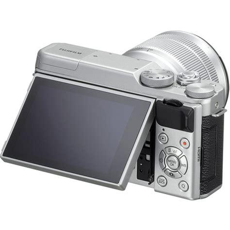 Fujifilm X A10 Silver fujifilm x a10 mirrorless officially announced times