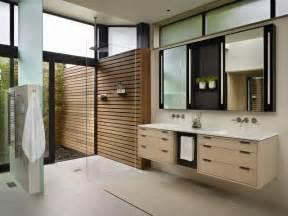 Modern Bathroom Houzz Hillside Modern Modern Bathroom Seattle By Deforest Architects