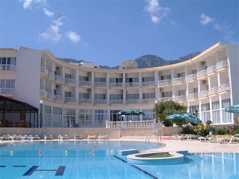 holiday appartments sempati hotel north cyprus kyrenia hotels
