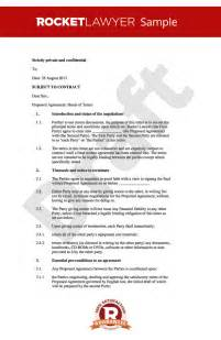 health and safety statement of intent template letter of intent loi memorandum of understanding