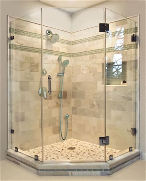 corner shower door kits choose your corner shower doors