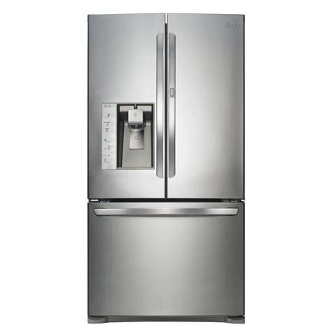 lg lfx31945st 30 5 cubic ft door energy - Lowes Lg Refrigerator Doors