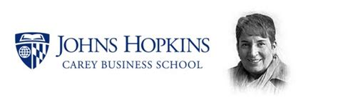 Johns Combined Mba by Carey Business School S Toby Gordon With Excellence In