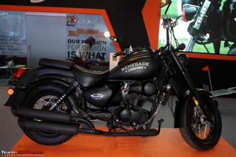 UM Global Renegade Commando launch at 2016 Delhi auto expo