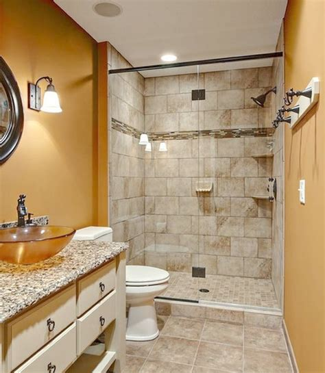 best small bathrooms attractive walk in shower ideas for small bathrooms best