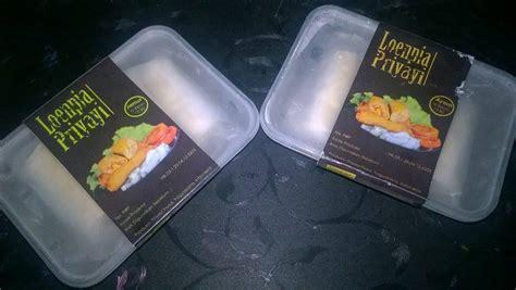 Microwave Di Jogja loenpia priyayi lumpianya orang jogja yang lagi nge hits