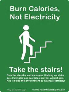 How Many Calories Burned Per Flight Of Stairs by Kho Loves You Kho Fit Tip Of The Day Take The Stairs