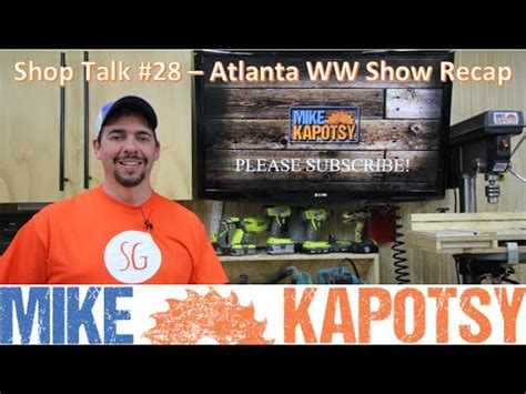 atlanta woodworking show shop talk 28 a recap of the 2016 atlanta