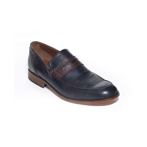 hilfiger loafers hilfiger esquivel mens loafer in blue for navy