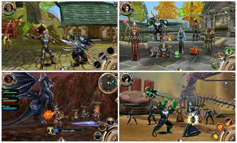 download game android mmorpg offline mod rpg ftw 10 role playing games for android and iphone