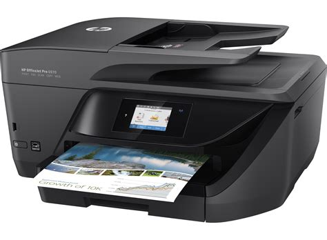 Printer Hp All In One hp officejet pro 6970 wireless all in one printer hp store uk