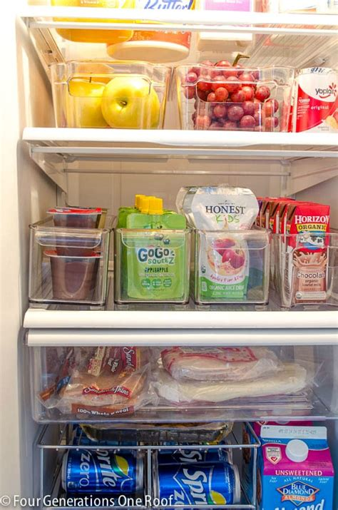 want to be organized use these pullout ideas renomania 8 clever refrigerator organizing ideas hacks to gain