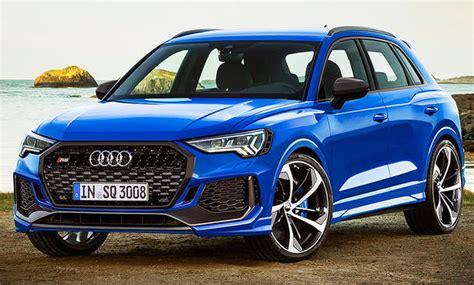 Audi Rs Q3 Preis by Audi Rs Q3 2019 Neue Fotos Update Autozeitung De