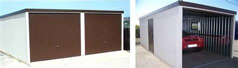 cocheras prefabricadas garajes prefabricados lia garajes met 225 licos desmontables