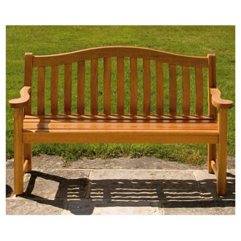 alexander rose bench buy alexander rose turnberry acacia wooden bench 5ft from