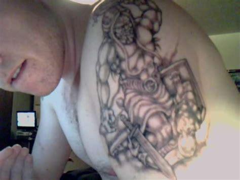 samson tattoo samson
