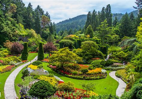 most beautiful garden image gallery most beautiful flower gardens