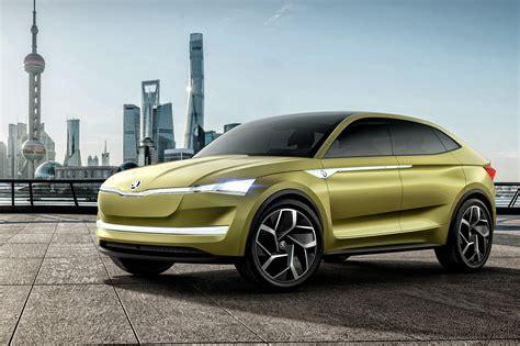 e visio skoda vision e it s the czechs electric car by car
