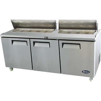 stainless steel prep table costco prep tables costco