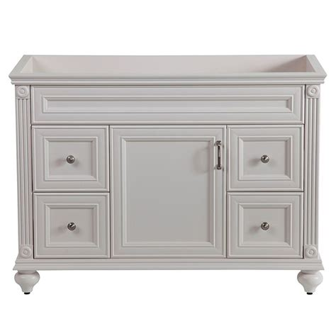 Home Decorators Collection Home Depot Home Decorators Collection Annakin 48 In Vanity Cabinet Only In Clsd4821 Cr The Home Depot