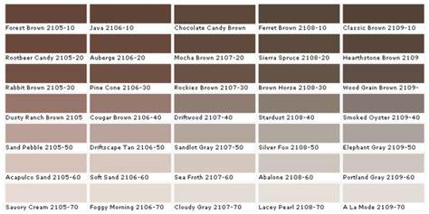 wandfarbe beige braun farbtafel wandfarbe w 228 hlen sie die richtigen schattierungen
