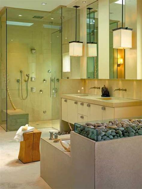 15 spectacular modern bathroom design trends blending comfort elegance and artistic materials