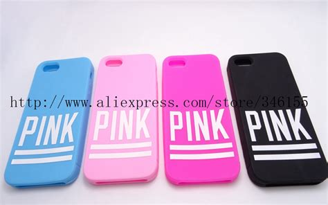 Slim Black Matte Utk Iphone 5 Se 5g 5s Plexibel Tpu buy pink brand s secret soft rubber