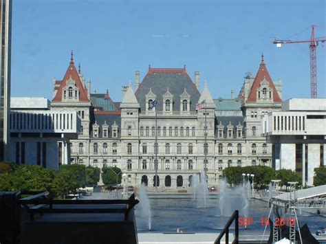 Of Albany Mba Human Resources Cost by State Capitol Buildings Albany New York