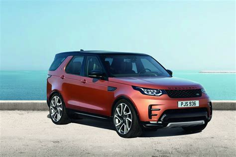 land rover cost 2017 land rover discovery 5 2017 prices and equipment