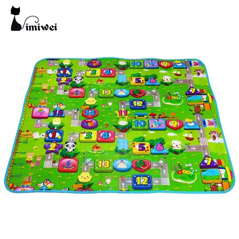 Mat For Children Carpets Kids Toys Rug Developing Rug Play Play Rug For