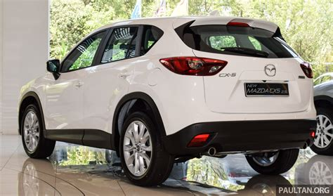 gallery 2016 mazda cx 5 2 5l 2wd facelift on show image