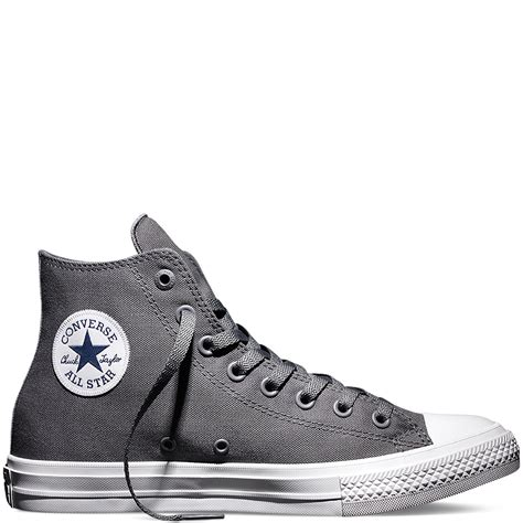 amazoncom converse chuck taylor all star high top converse chuck taylor all star ii thunder hi top