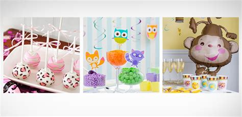 City Baby Shower Ideas by Baby Shower Supplies Baby Shower Decorations