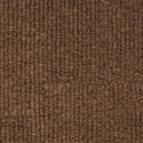 shop 18 in x 18 in restoration brown indoor outdoor carpet tile at lowes com