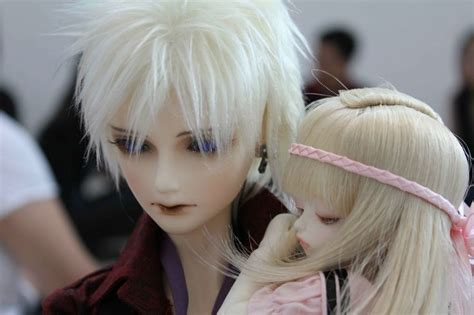 jointed doll white hair amazing japanese bjd doll jointed gorgeous white