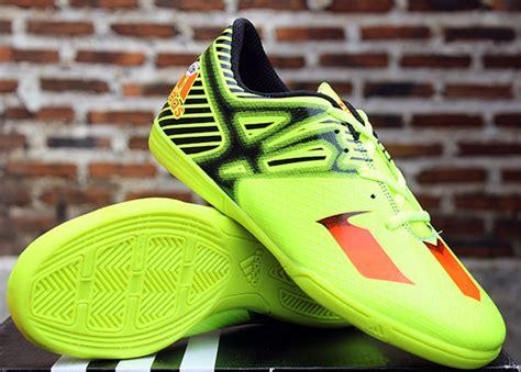 Sepatu Adidas Adizero 1 jual jual sepatu futsal adidas adizero messi 15 1 hijau kw