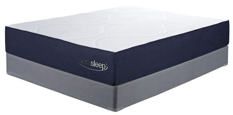 Gel Memory Foam Mattress King by 11 Inch Gel Memory Foam White King Mattress With Foundation M97341 M81x42 2