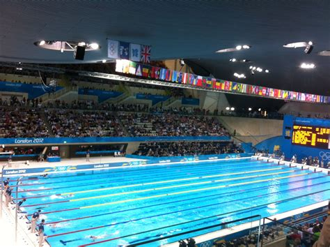 Olympic Size Pool Length Yards : Olympic Size Pool with