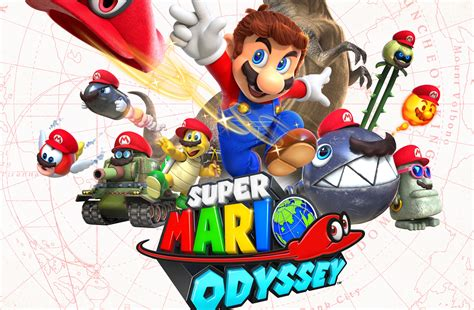 Super Mario Odyssey Giveaway - super mario odyssey using the switch joy con undocked