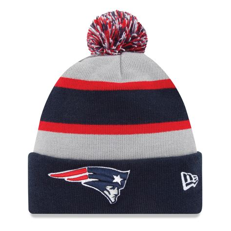 New Patriots Nfl Official Sideline Knit Hat