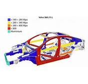 2012 Volvo S60 Body Structure – Boron Extrication