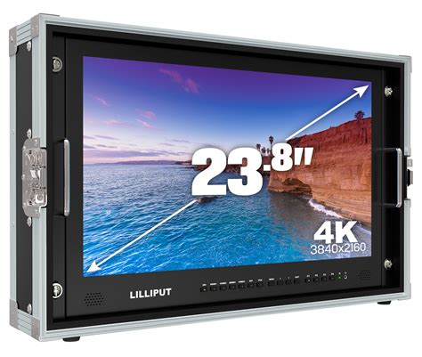 7 Lcd Computer Monitor Would Be Large For But Tiny For You by Lilliput Europe 183 Monitors 183 Specialists In 7 Inch