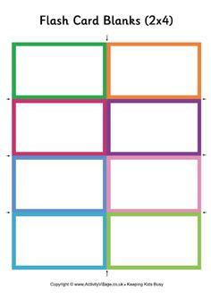 study cards template blank flash card templates printable flash cards pdf