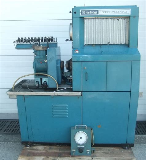 hartridge test bench hartridge ha 1100 ftf