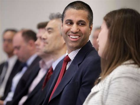 ajit pai google internet companies protest to save fcc s net neutrality