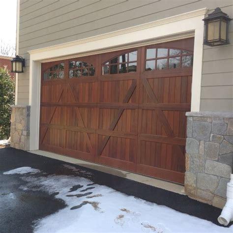Solid Garage Doors Maryland Garage 27 Best Carriage Wood Garage Doors And Carriage Composite Garage Doors Images On