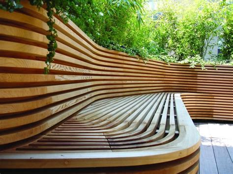 Roof Planters by Roof Terrace Seating Planter Landscape Roof Terrace