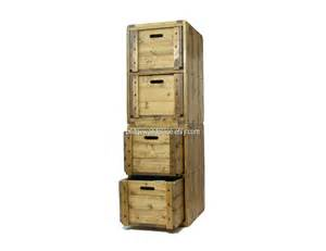 filing cabinet 4 drawer solid wood office file by