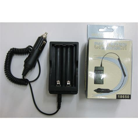 Cell Charger 18650 Dual Battery Slot A Cc 02 car cell charger 18650 dual battery slot black jakartanotebook